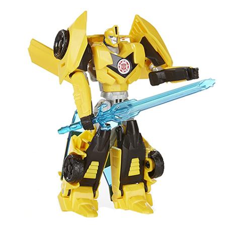 变形金刚领袖系列机器人 大黄蜂
