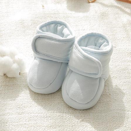婴儿棉花鞋的做法图解