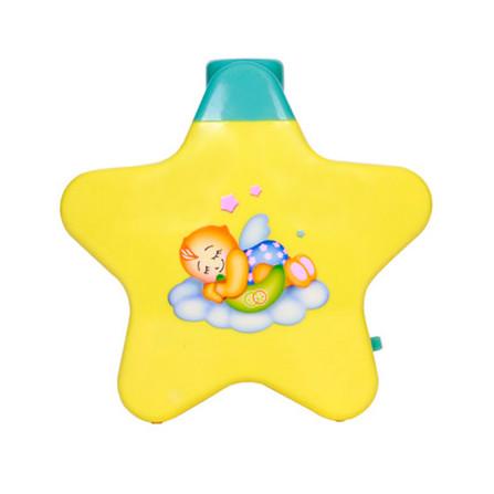 小企鹅音乐投影机投影仪益智玩具儿童音乐 小天使款