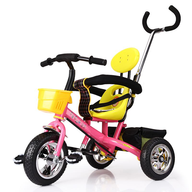 格灵童儿童三轮车宝宝脚踏车