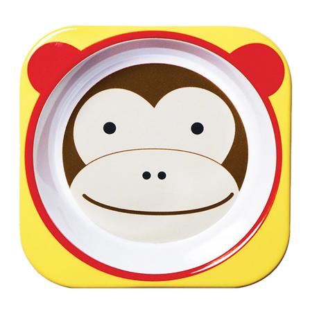 可爱动物园餐具餐碗 猴子