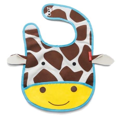 zoo可爱动物园围兜(长颈鹿)