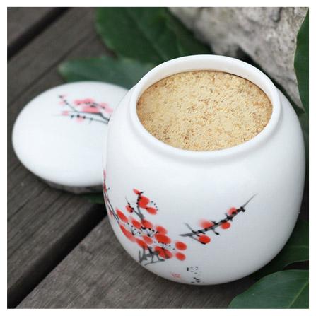 燕格格红糖 纯甘蔗古方熬制 200克 精美陶瓷罐装