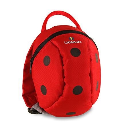 动物造型防走失儿童背包(小瓢虫)