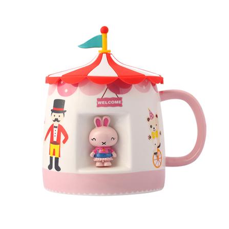 幼儿纸杯子手工制作动物