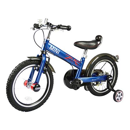 儿童自行车 宝马mini脚踏车16寸 蓝