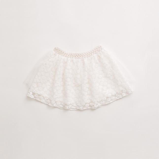 夏季女宝宝花纹裙子15810