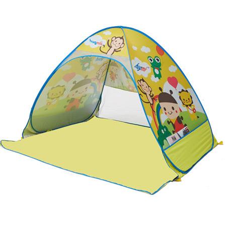 卡通帐篷 黄